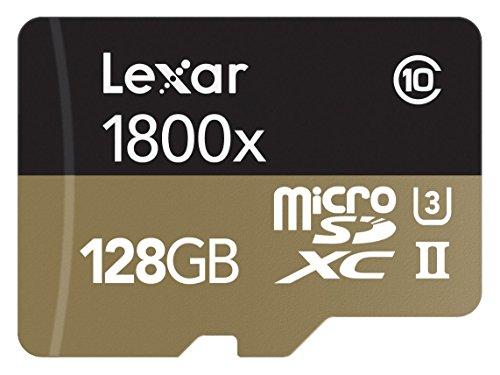 Lexar Professional microSDXC 128 Go