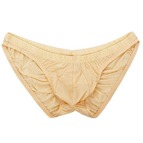 Summer Code Herren Sexy Unterhosen Bikini geraffte dehnbare Pantys Mischung-2