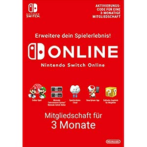 Nintendo Switch Online Membership – Twister Parent