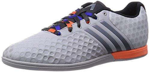 adidas , Herren Futsalschuhe Turquesa / Lima / Gris