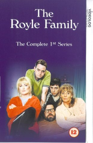 The Royle Family: The Complete First Series [VHS]