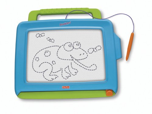 Fisher Price Doodle Pro Classic Farbe blau - Magnetmalspaß Fisher Price Doodle