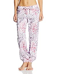 Triumph M&m Aw16 Trousers Floral - Parte inferior del pijama Mujer