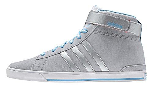adidas Damen Daily Twist Mid W Turnschuhe, Schwarz Grau / Blau (Onicla / Plamat / Ciabri)