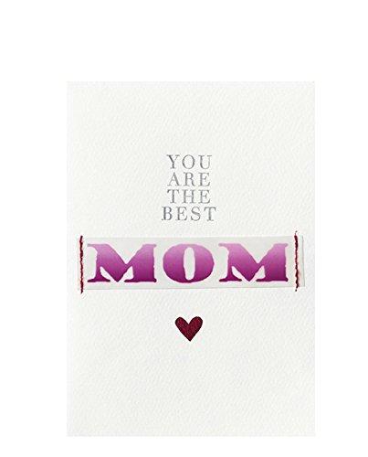 Räder Muttertagskarte You Are The Best Mom [A] [D]