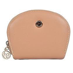 Lino Perros Womens Wallet (Beige)
