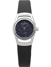 Skagen damen armbanduhr xs analog quarz keramik 572ssxwc