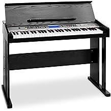 Schubert Carnegy-61 • piano eléctrico • teclado • 61 teclas • sensibilidad a la