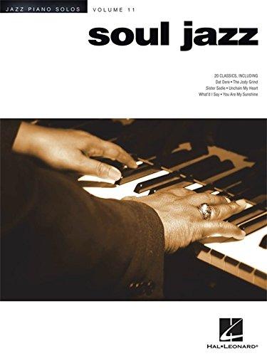 Comin Home Sheet Music (Jazz Piano Solos Volume 11: Soul Jazz - Sheet Music)