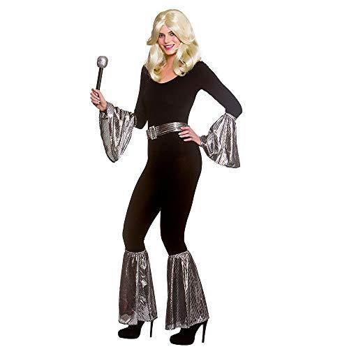 Arm cuffs, leg cuffs and belt Accessories Set for 70s Dress-Up