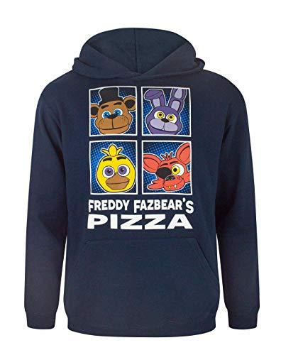 Five Nights At Freddy's Panels Boy's Hoodie (5-6 Years)