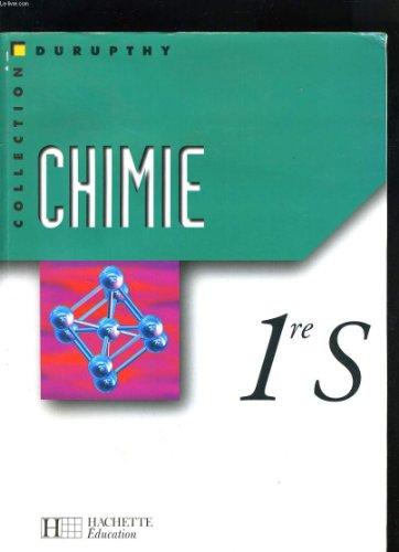 CHIMIE PREMIERE S