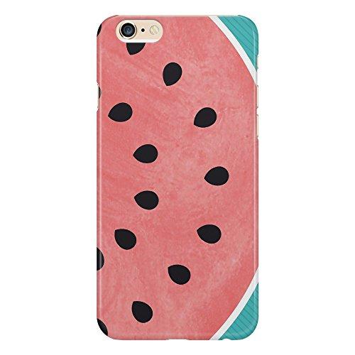 Cover Custodia Protettiva Anguria Frutta Estate Acqua Vintage Iphone 4/4S/5/5S/5SE/5C/6/6S/6plus/6s plus Samsung S3/S3neo/S4/S4mini/S5/S5mini/S6/note - Cinque Frutti
