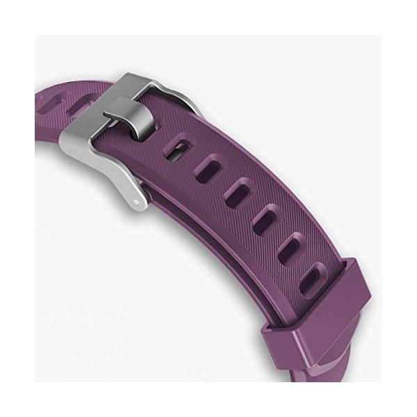 Vigorun Fitness Tracker Correas Pulseras de Repuesto YG3 Plus HR Activity Tracker 4