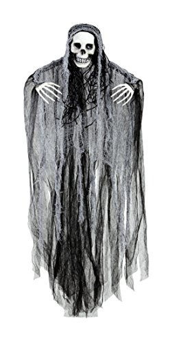 Widmann 01383 - Sensenmann, Gröߟe circa 90 cm (Halloween Figuren)