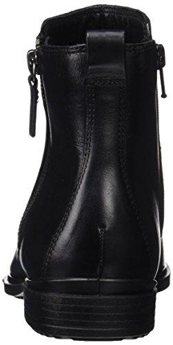 Ecco Touch 15 B, Bottes Femme Noir (Black)