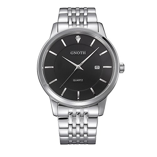 gnoth-mens-black-minimalist-stainless-steel-slim-watch-with-calendar-big-face