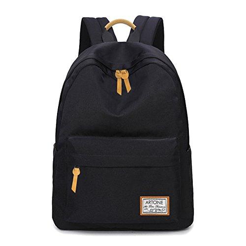 Artone Wasserabweisend Grösse Kapazität Daypacks Schulranzen Rucksack Mit Laptop-Fach Passen 15