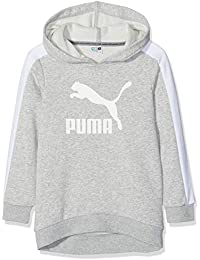 taglia 40 f6e54 462b5 Amazon.it: Puma - Felpe senza cappuccio / Felpe: Abbigliamento