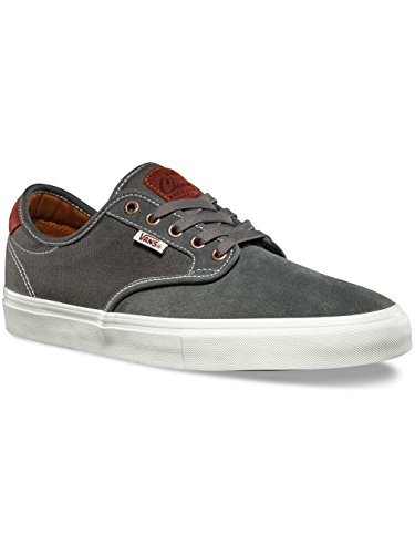 Vans Chima Estate Pro Fall Winter 2016 Gunmetal/burnt Henna