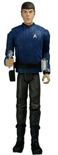 s 6 Inch Action Figure # 02 / Mr. Spock (Enterprise Uniform version) (japan import) ()