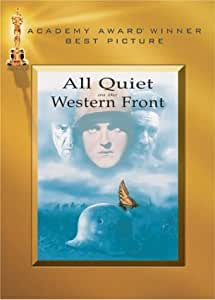 All Quiet on the Western Front [Import USA Zone 1]