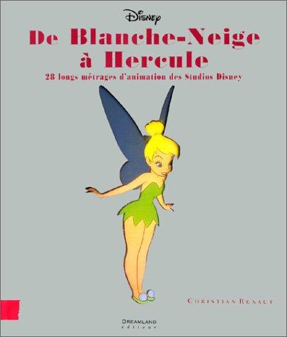 Livre Anime Blanche Neige - De Blanche-Neige à