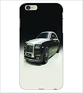 PRINTSWAG RICH CAR Designer Back Cover Case for APPLE IPHONE 6 PLUS G355H