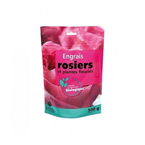 Engrais Pour Rosiers Et Plantes Fleuries - 500g