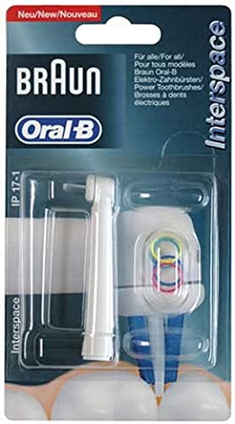 Braun Oral-B Ersatzzahnbürste Ip 17 - 1 231561 (AUSLAUFMODELL) (Oral B Flexisoft)