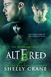 Altered: A Devoured Novel (The Devoured Series) (Volume 3) by Shelly Crane (2014-08-03)