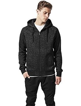MAG Urban Classics tb1126Pixel Mezcla Zip Hoody Chaqueta Hombre Streetwear Hoodies, 2L