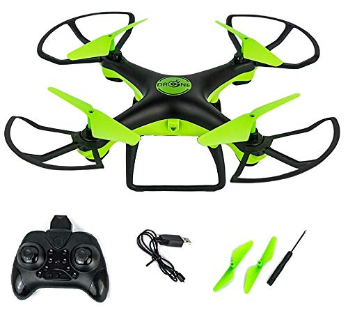 SUPER TOY 2.4G Drone RC 3D Flip 6Axis Gyro Quadcopter Flying Toy (Assorted)