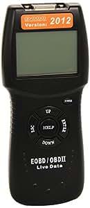 Lecteur de codes d'anomalie et scanneur D900 pour tout véhicule OBD OBD2 OBDII CAN-BUS