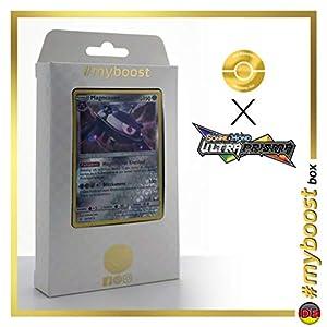 Magnezone 83/156 Holo Reverse - #myboost X Sonne & Mond 5 Ultra-Prisma - Box de 10 Cartas Pokémon Aleman