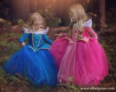 Imagen de ninimour vestido de princesa aurora disfraces para halloween cosplay costume para niñas alternativa