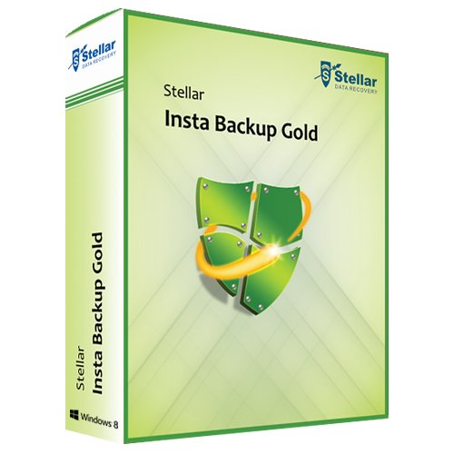 Stellar Insta Backup Gold (CD)