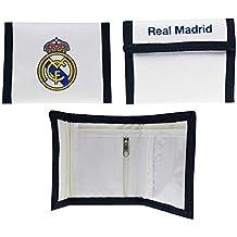 Cartera Oficial Real Madrid CF - Blanco nº1 RM6CAR1