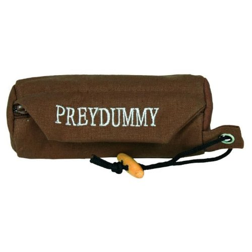 Trixie 32191 Dog Activity Preydummy, 6 cm x 14 cm, braun