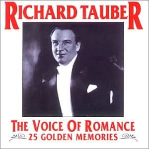 The Voice of Romance: 25 Golden Memories