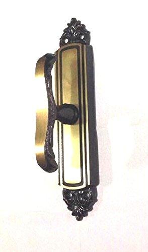 maniglia cremonese per finestre e porte-finestra fiorella - movimento con fori