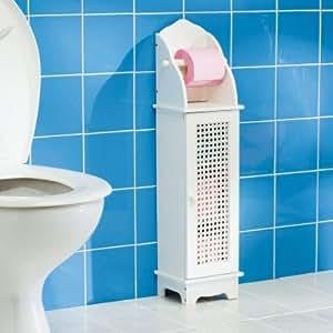 Vitrine Magique - Le meuble de rangement WC