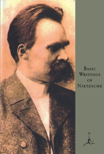Basic Writings of Nietzsche (Modern Library Classics) (English Edition)