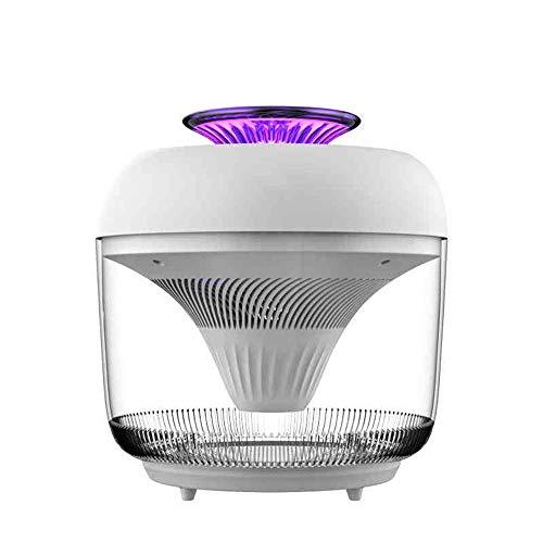 Xungzl Elektronisches Insektizid, Insekten- und Insektenfalle mit UV, Bug Zapper mit integriertem Lüfter, Insektenschutzkontrolle mit USB-Steuerung -