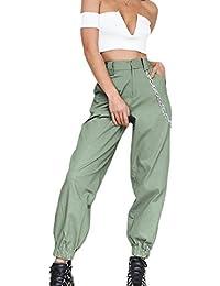 9689c5b9c702 domorebest Pantaloni da Donna Harem Trend New Street da Donna 2018,  Pantaloni Casual da Donna