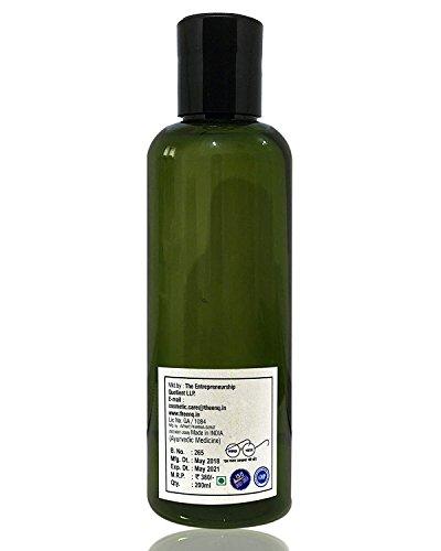 Khadi Herbal Natural Amla Bringraj Hair Oil, Mineral Oil Free, Paraben Free And Sulfate Free -200ml