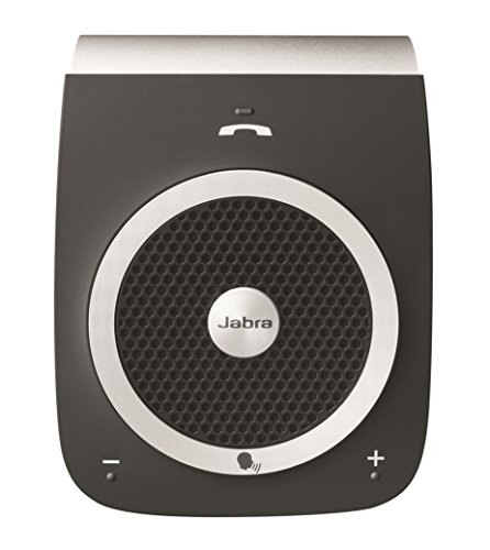 Jabra Tour Vivavoce per Auto, Wireless, Bluetooth, Nero