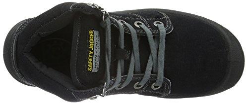 Safety Jogger Unisex-Erwachsene Desert Sicherheitsschuhe Schwarz (117)