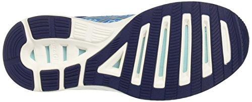 Asics Damen Fuzex Lyte 2 Laufschuhe Blau (Diva Blue/silver/indigo Blue)
