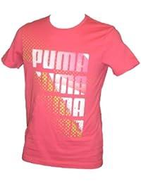 PUMA graphic tee 2 t-shirt pour enfant en coton biologique